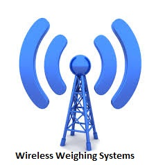Wireless weighing systems
