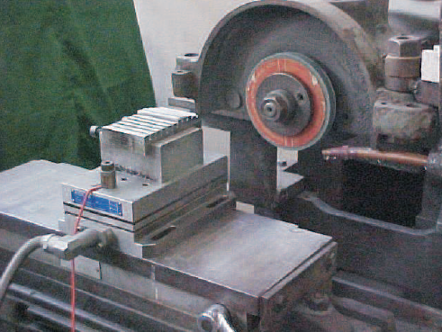 Cutting force Dynamometer